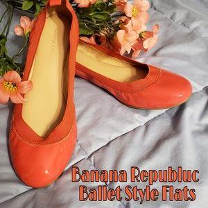 BANANA REPUBLIC Ballet Style Shoes